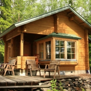 In Russia, the number of applications for the construction of wooden houses increased by 30% YoY in March 2020