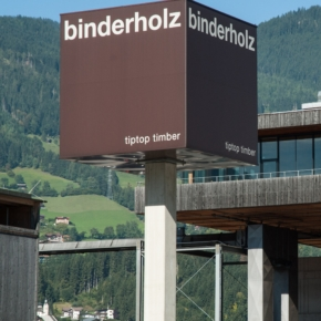Binderholz wins Klausner Lumber One auction