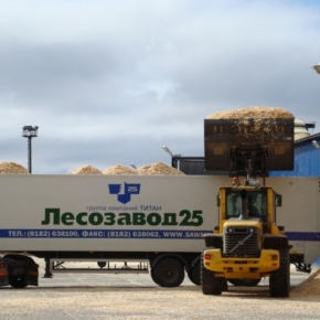 In 1H 2020, Lesozavod 25 increased the volume of sawmilling by 9% to 965,000 m³