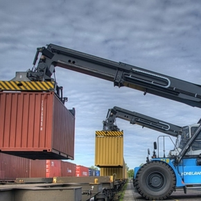 Onega Sawmills to increase shipments of finished products by faster container trains