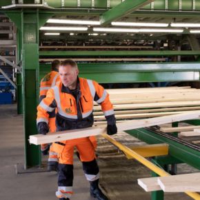 Kaamos Timber to establish a new sawmill in Belarus