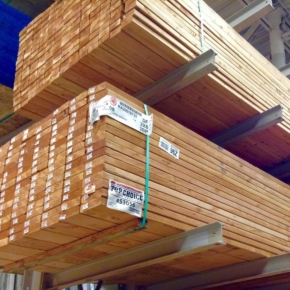 Russia – the largest supplier of sawnwood to China