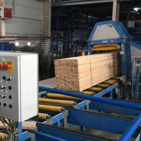 Board production resumed at the premises of an MDF plant in Yugra