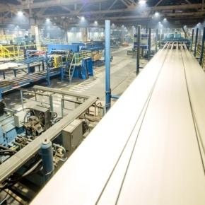 Sveza Verhnaya Sinyachiha is upgrading production capacities
