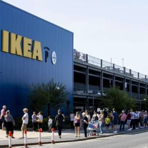 IKEA Germany sees a sharp increase in online sales