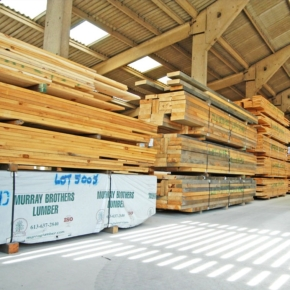 US hardwood sawnwood prices stable but sawn softwood prices continue up