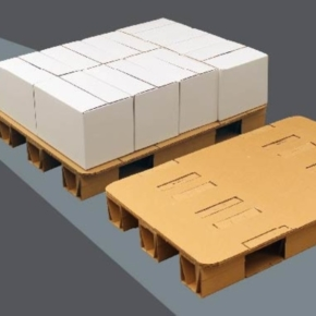 Smurfit Kappa designed eco-pallets for the Russian market