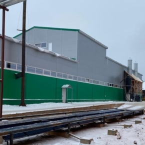 New wood pellet production started in the Kirov region