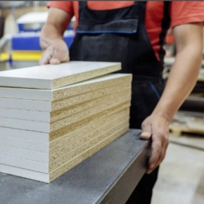 A significant rise in prices for particleboards is being observed in Russia