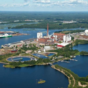 Stora Enso builds granulation and packing plant for lignin in Finland