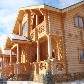 Vladimir Putin instructed to come up with measures on developing wooden houses construction in Russia