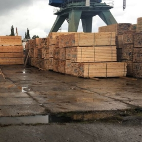 In January – October 2020, Russia reduced its sawn timber export by 5.3%