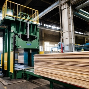 In January – October 2020, Russian plywood export increased by 4.4%