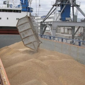 Rustrans DV exported 500 tons of wood pellets to South Korea