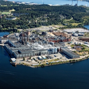SCA to stop PM5 at Ortviken paper mill in Sundsvall