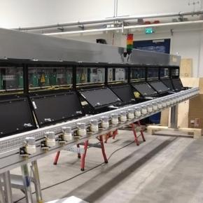 Sveza installs a new moisture meter in Tyumen