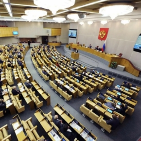 The Duma passed the bill on LesEGAIS in the first reading