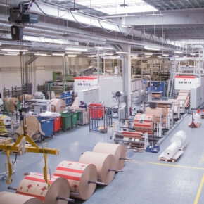 Segezha Group to start the production of paper packaging in the Moscow region