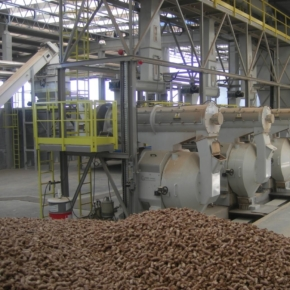 Wood pellets production is growing in Russia in 2020