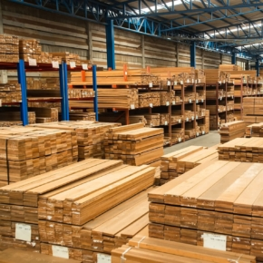 Russia reduced sawn timber production in 2020
