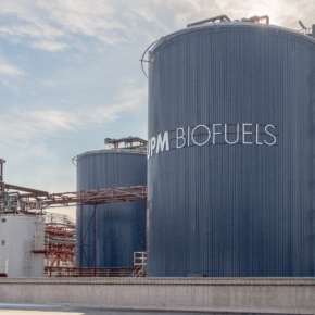 UPM plans a new biorefinery