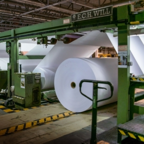 Wood pulp export from Russia grew by 12.9% in 2020