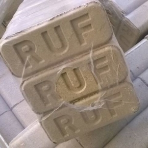 Sudoma Sawmill starts production of RUF wood briquettes