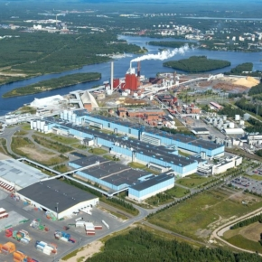 Stora Enso completes conversion of Oulu paper mill