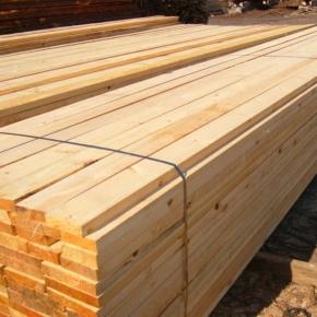 Rebound in N. American lumber prices