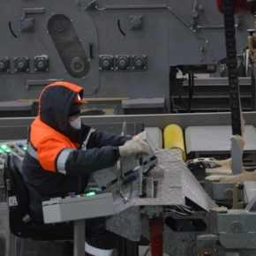 A new sawmill with a capacity of 75,000 m³ per year put into operation in the Arkhangelsk region