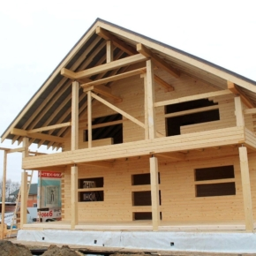 The Russian Government to permit mortgages for wooden houses
