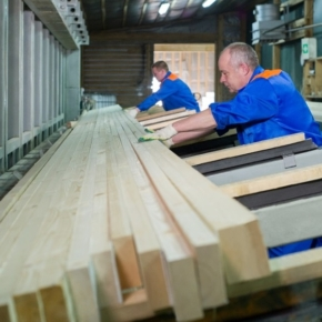 Russia reduced sawn timber production in January-February 2021