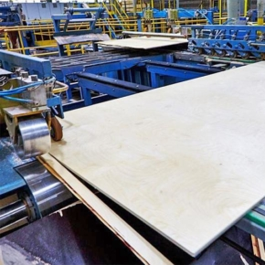 In January 2021, Russian plywood export increased by 2.4%