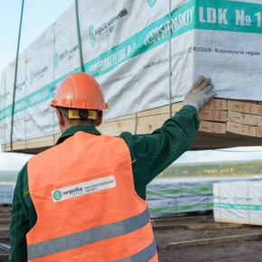 Lesosibirsky LDK No. 1 increases its production capacity