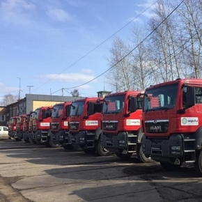 Segezha Group upgrades its logging trucks in Krasnoyarsk Region
