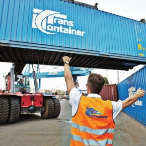 TransContainer and NFC Logistics develop cooperation on international multimodal transportation