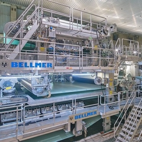 Segezha Group and Bellmer to build new paper machine at major production site in Vologda Region