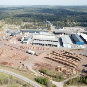 Södra buys sawmill and impregnation plant
