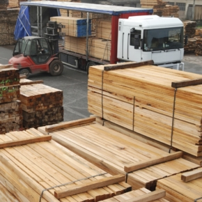Russia reduced its export of sawn timber by 15.7% in January-February 2021