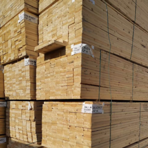 In 2020, China reduced imports of sawnwood by 11%