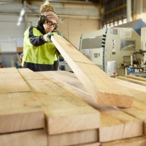 Russia increased sawn timber production in January-April 2021