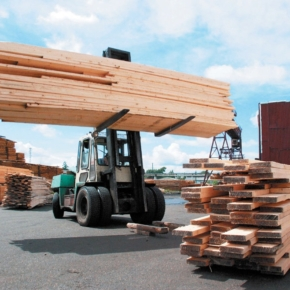 Russia reduced its export of sawn timber by 9.6% in 1Q 2021