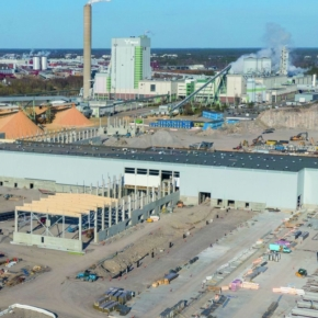 Euroports and Metsä Fibre expand cooperation