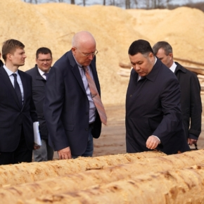 Government of the Tver region to allocate 189 million rubles from the regional public funds to support investment projects in the field of value-added wood processing