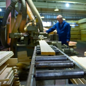 Russia increased sawn timber production in January-May 2021