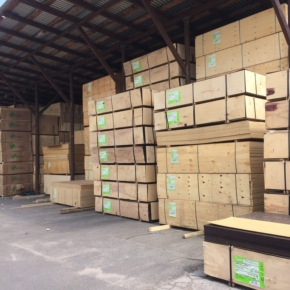 In January-April 2021, Russian plywood export increased by 9.9%