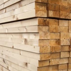 US lumber prices fell sharply
