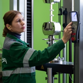 Sveza R&D Center construction is nearing completion in Saint Petersburg