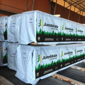 Junnikkala to build new sawmill in Finland