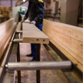 Russia increased sawn timber production in 1H 2021